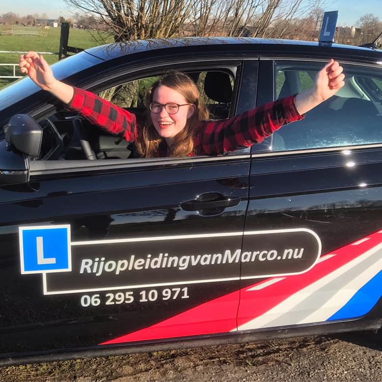 Marianne van der Wereld